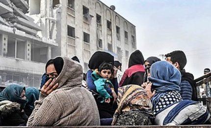 Onu, 29 bambini morti di freddo tra civili in fuga