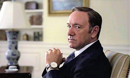 Kevin Spacey formalmente incriminato per abusi sessuali