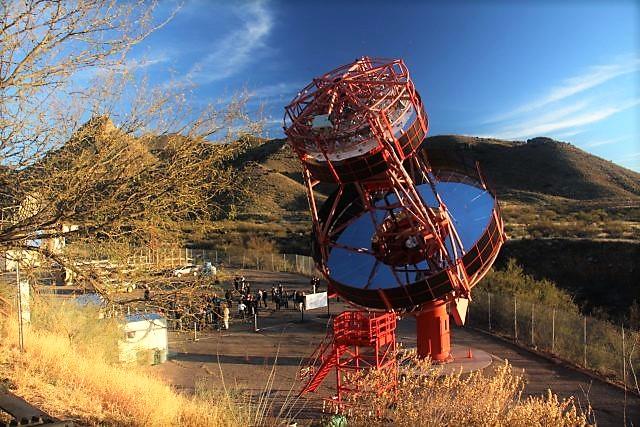 Astronomia a raggi gamma, inaugurato prototipo telescopio pSCT