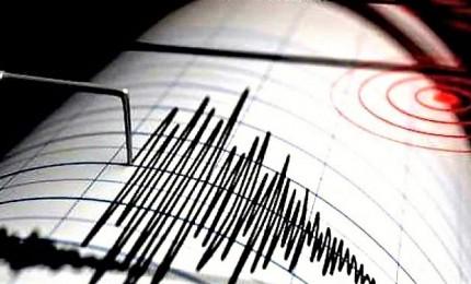 Scossa magnitudo 3.3 in provincia di Catania