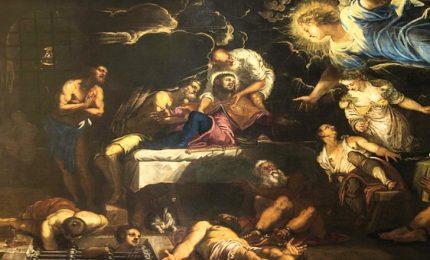 """""""Tintoretto. Un ribelle a Venezia"""", il docu-film di Sky Arte"""
