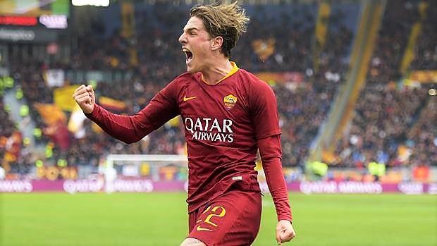Roma stoppa Zaniolo, Inter anche su Sturridge
