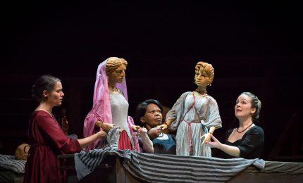 In scena 'Il ritorno di Ulisse in patria' di Claudio Monteverd