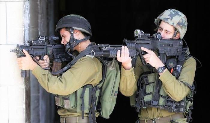 Attivista italiano arrestato a Hebron
