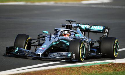 "Ecco la nuova Mercedes, Hamilton: ""Sono entusiasta"""