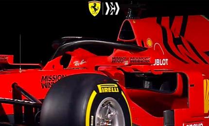 """Presentata la SF90, La Ferrari di Vettel e Leclerc: """"Pronti a cominciare"""""""