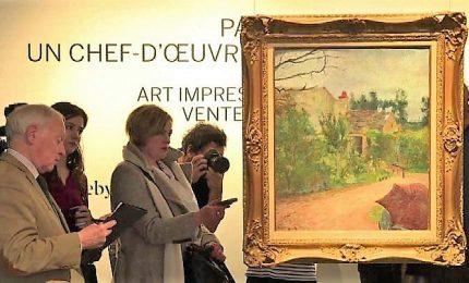 All'asta capolavoro di Gauguin, sul retro nasconde una sorpresa