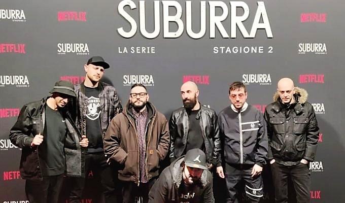 """La Grande Onda firma sigla e colonna sonora di """"Suburra 2"""""""