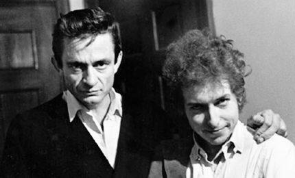 50 anni fa Dylan e Cash registrarono album tuttora inedito