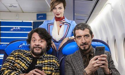 """Brizzi: """"Modalità aereo"""" film su amicizia e con eco su mie vicende"""