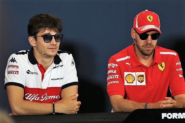 """Vettel, il più veloce nella prima: """"Vicini alle Mercedes, buon segno"""""""