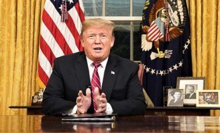 """Su Messico, Trump non molla: """"Se necessario realizzeremo un muro umano"""""""