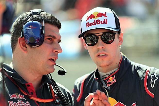 Lampo Kvyat, brilla Raikkonen ma Vettel è sempre lì