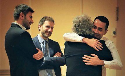 Grillo e Casaleggio con Di Maio: serve una nuova organizzazione del Movimento