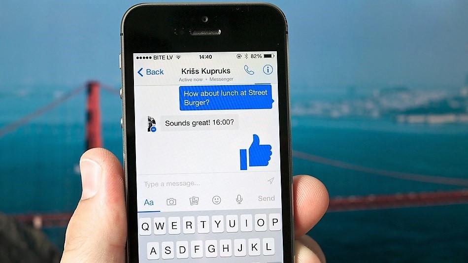 Facebook Messenger, possibile cancellare i messaggi da una chat