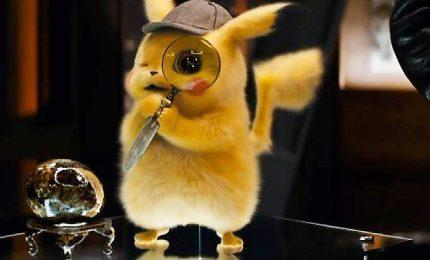 "Il mondo dei Pokemon prende vita in ""Pokémon Detective"