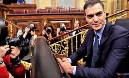 Il partito del premier a gonfie vele verso le Politiche del 28 aprile