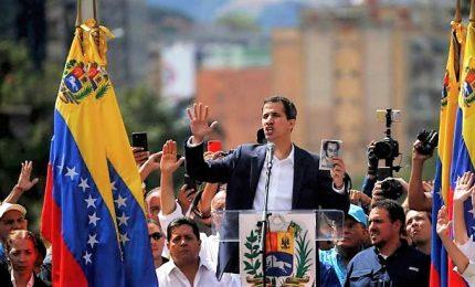 Anche Guaido' si appella al Papa dopo Maduro