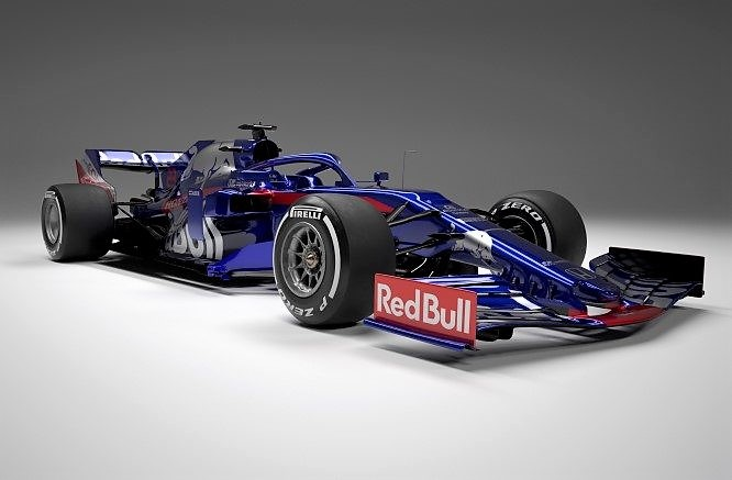 Presentata la nuova Toro Rosso con Kvyat e Albon