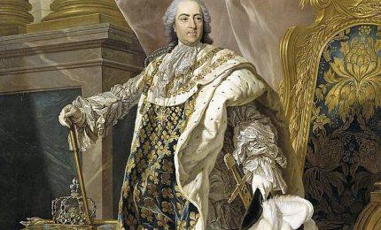 Il re fanciullo, storia e ritratto di Luigi XV