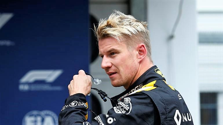 Test Barcellona: vola Renault, Ferrari Leclerc c'è