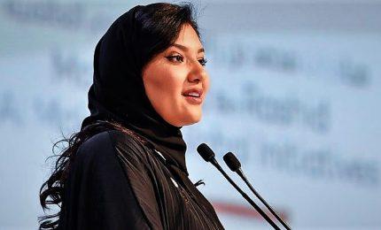 Pricipessa Rima, chi è la prima donna ambasciatore saudita