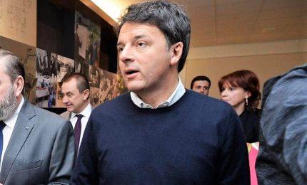 """Renzi invoca pazienza ma accusa """"capolavoro mediatico"""""""