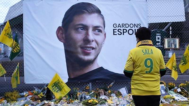 Il Nantes ritira la maglia numero 9 in omaggio a Emiliano Sala