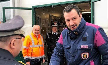 Salvini: Avanti con la Tav, costa meno completare l'opera