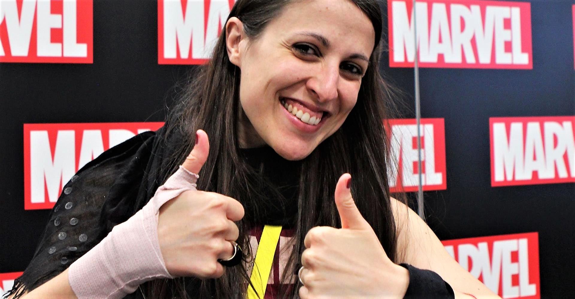 Italia in festa per Sara Pichelli mamma Spider-Man