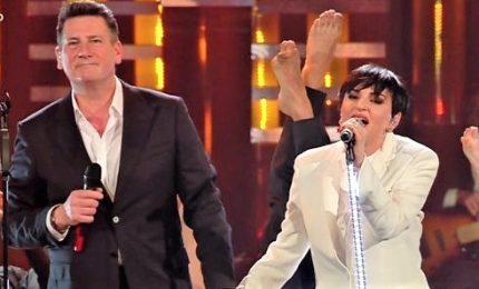 "Tony Hadley: ""Arisa è una cantante fantastica"""