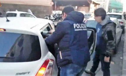 """""""Pizzo"""" e traffico droga con l'Albania, 12 arresti a Catania"""
