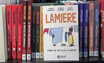 """Un reportage dallo slum di Nairobi: ecco """"Lamiere"""""""