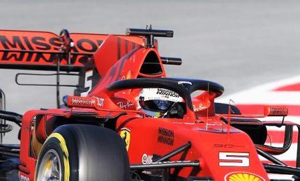 Ferrari presenta istanza revisione penalità Vettel