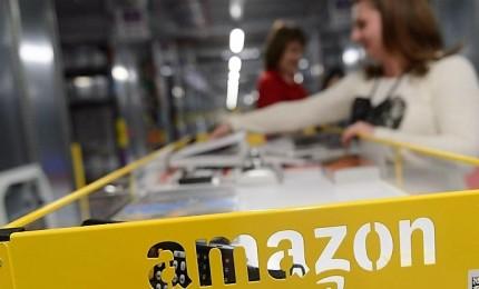 Protesta contro Amazon, ecco l'app contestata dagli autisti in sciopero