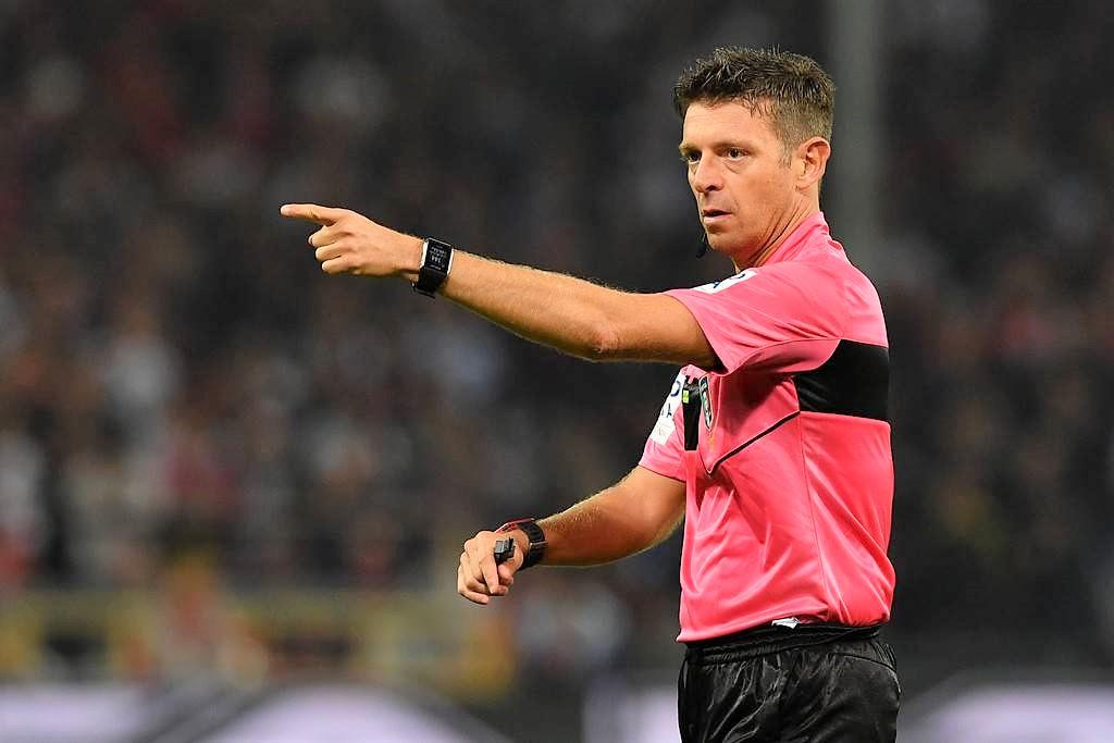 Marco Guida per Milan-Juve, Lecce-Lazio a Maresca
