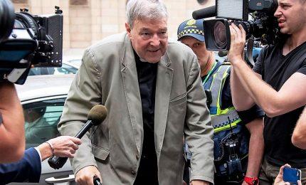 Abusi sessuali su minori, Corte suprema conferma condanna al cardinale Pell