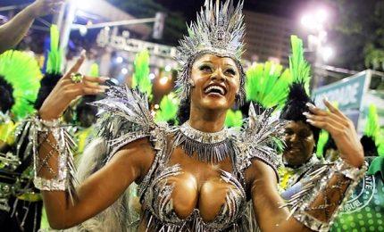 Le scuole di samba di Rio si preparano al Carnevale