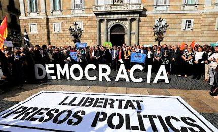 Processo a leader indipendentisti catalani, pene fino a 25 anni di carcere