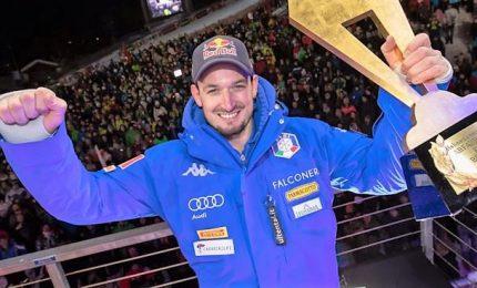 """Italia d'oro, Paris domina Superg: """"Sogno diventa realtà"""""""