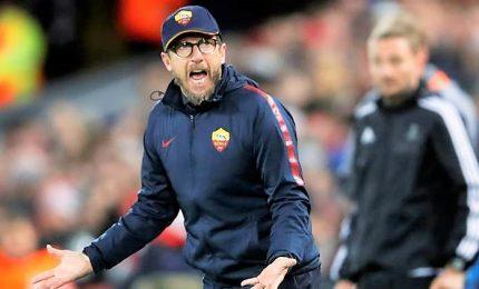 "Di Francesco formula Champions: ""Roma fai l'ambiziosa"""