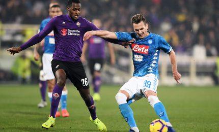 Lafont si supera, la Fiorentina frena il Napoli