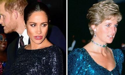 """Clooney difende Meghan: """"Perseguitata come Diana"""""""