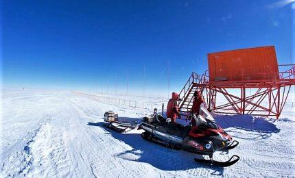 Meteorologia spaziale: in Antartide, entra in funzione radar SuperDARN