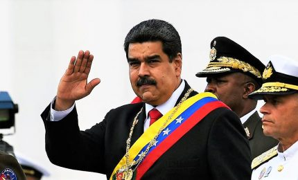 Venezuela, Maduro accusa un diplomatico Usa di complotto