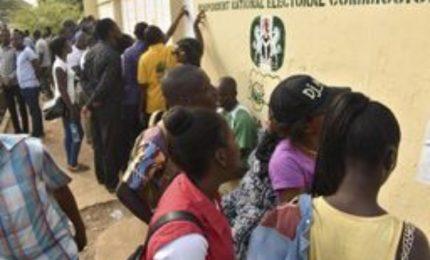 Brutta sorpresa in Nigeria, rimandate all'ultimo le presidenziali
