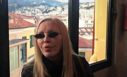 Patty Pravo: mi sono divertita con la mia passeggiatina