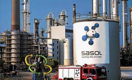 Ambiente, sequestrati impianti petrolchimici di Versalis e Sasol