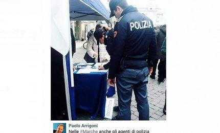 Poliziotti pro-Salvini, Questura Ascoli apre inchiesta