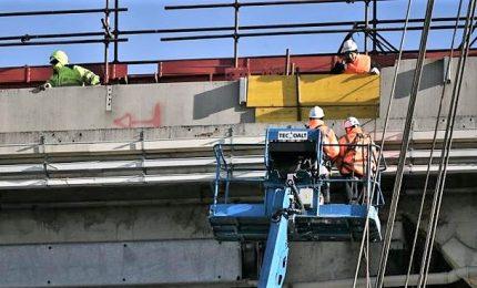 Ponte Morandi, controlli antimafia nel cantiere: risolto contratto con Tecnodem Srl